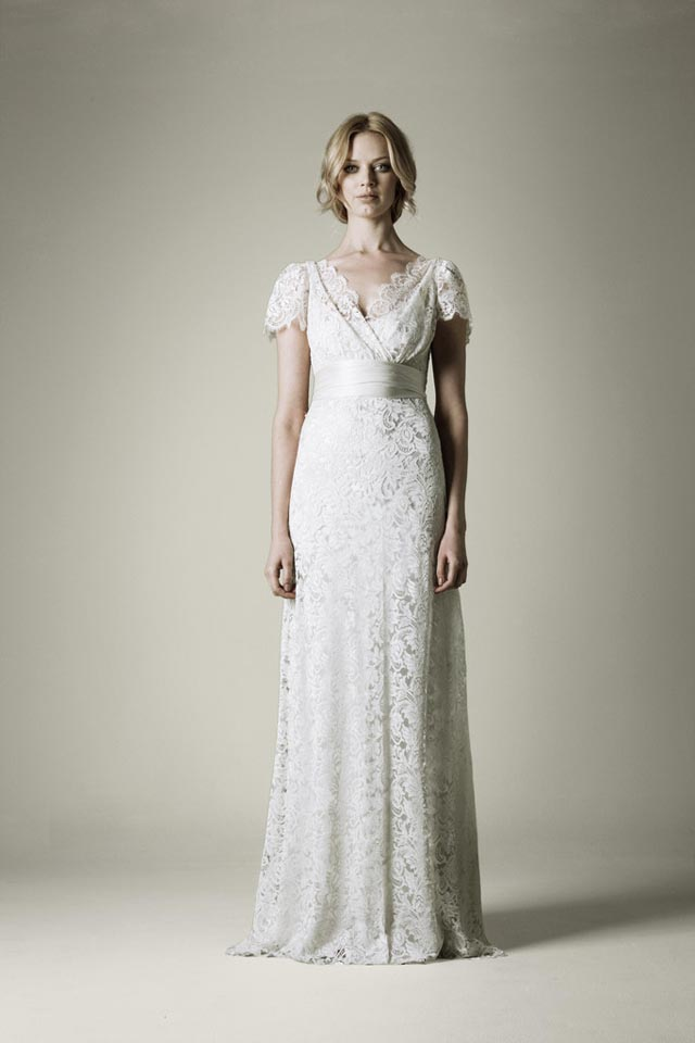 Discounts On Beautiful Charlie Brear | The Vintage Wedding Dress ...