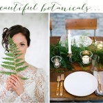 Beautiful Botanicals | Wedding Inspiration & Ideas: Ferns