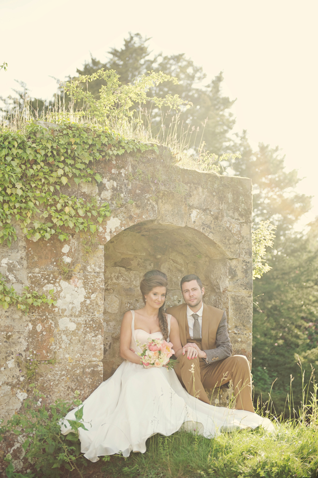 Scotney Castle Golden Glory Wedding Styled Shoot by Rebecca Douglas Photography 0141