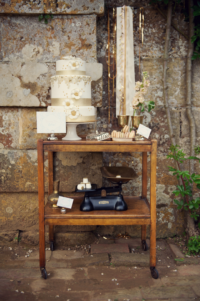 Scotney Castle Golden Glory Wedding Styled Shoot by Rebecca Douglas Photography 0231