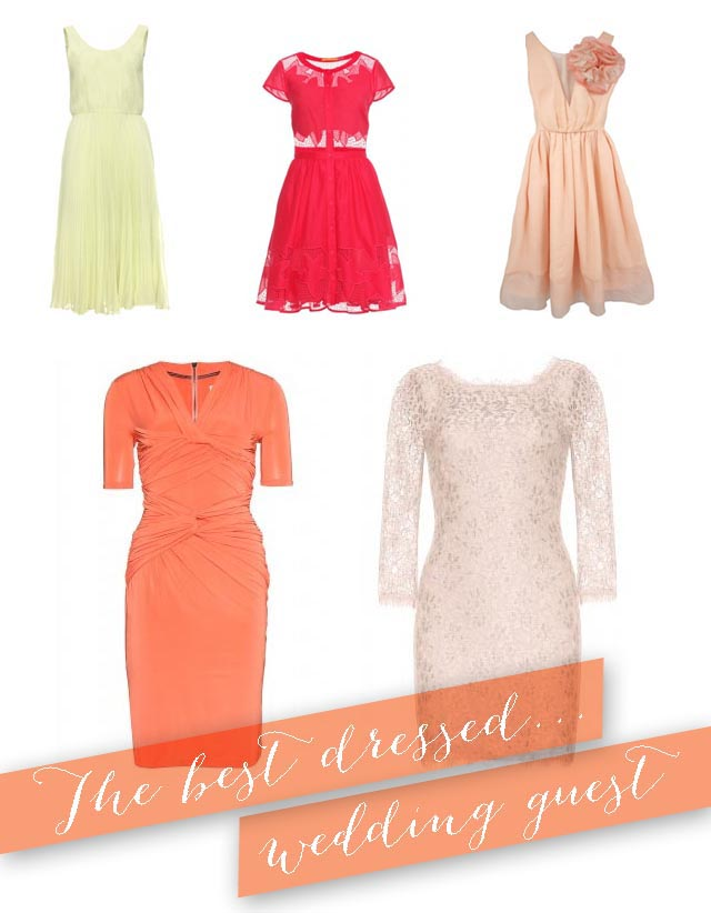 Girl Meets Dress | The Best Dressed Wedding Guest