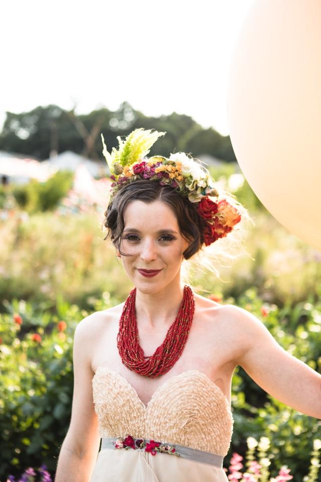 Boho Meets Oriental | Beautiful, Colourful & Whimsical Wedding Inspiration