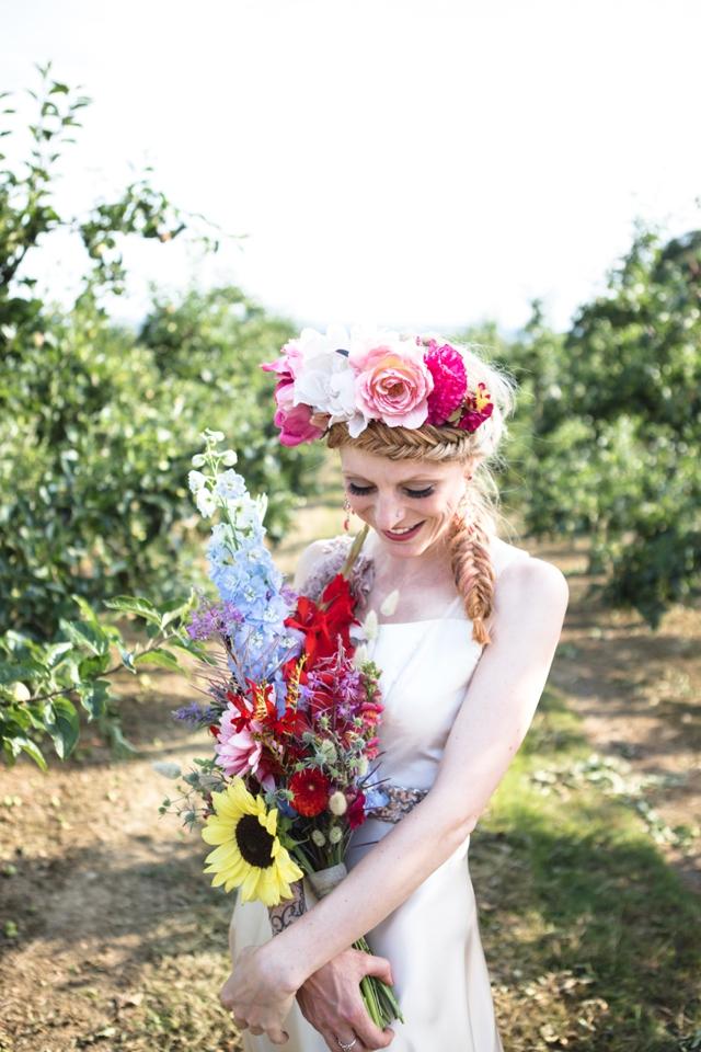 Boho Meets Oriental | Beautiful, Colourful & Whimsical Wedding Ispiration