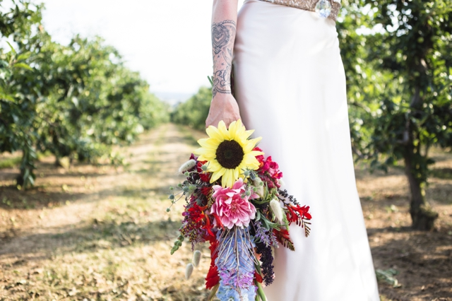 Boho Meets Oriental | Beautiful, Colourful & Whimsical Wedding Ispiration
