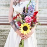 Boho Meets Oriental | Beautiful, Colourful & Whimsical Wedding Inspiration