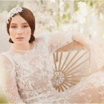 Jannie Baltzer Couture 2014 | Beautiful headpieces & accessories for the fashion-forward bride