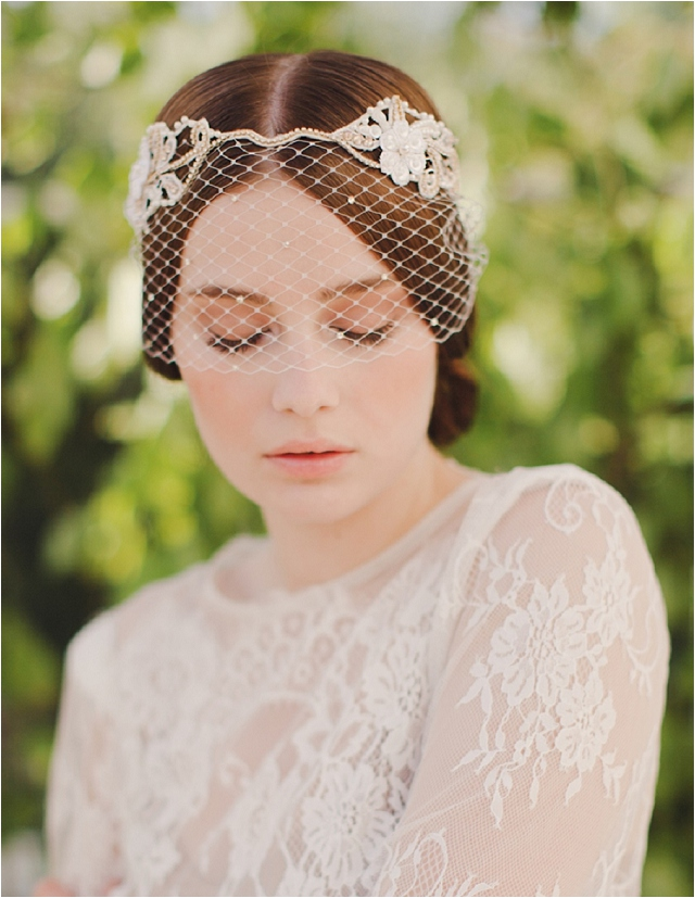 jannie baltzer 2014 wedding hair pieces and accessories