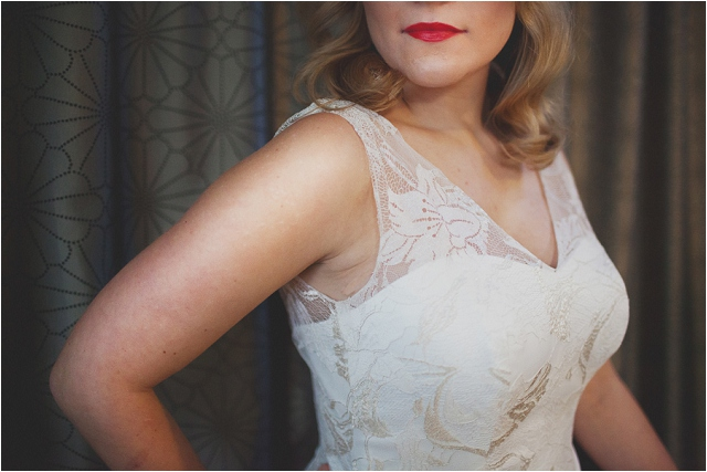 Wedding Dresses For Girls With Curves: Flaunt It   Fur Coat No Knickers