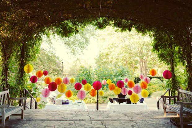 30 Amazing Wedding Ceremony Reception Decoration Ideas