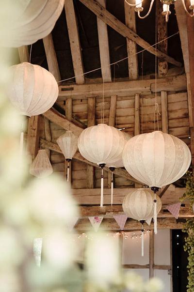 Asian lampshades