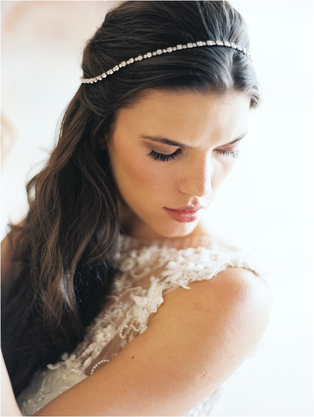 Eloquence Headband, photo by Laura Gordon