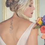Glamour & Grace   Luxurious Wedding Inspiration With Pretty Corals, Peaches & Blues
