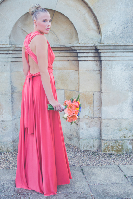 Glamour & Grace | Luxurious Wedding Inspiration With Pretty Corals, Peaches & Blues