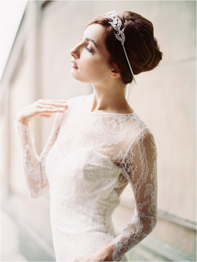 Lady Mary Headband, photo by Laura Gordon (1)