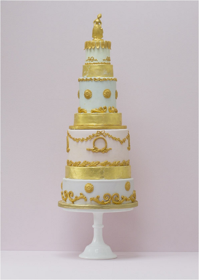 Marie-Antoinette wedding cake - Exclusive To Harrods   Wedding Cakes From Talented Rosalind Miller