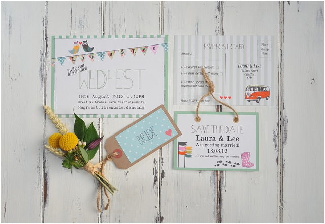 PaperGrace - WedFest Wedding Stationery