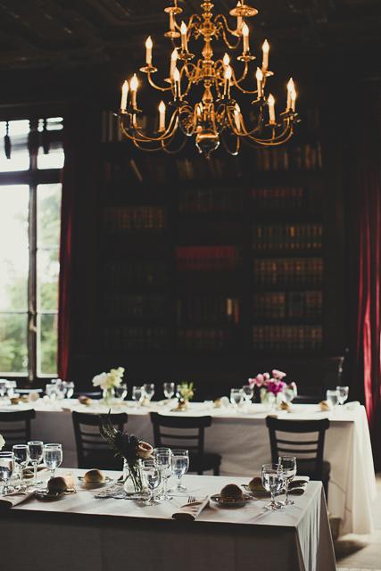 gorgeous wedding chandelier