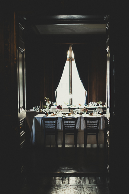 vintage manor wedding