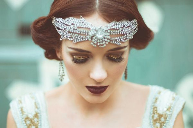 Vintage Travel Wedding Style