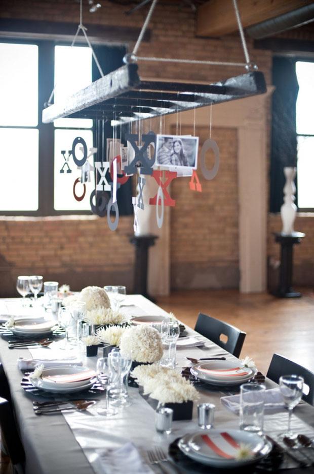 XOXO Wedding Idea - 30 Amazing Wedding Ceremony & Reception Decoration Ideas