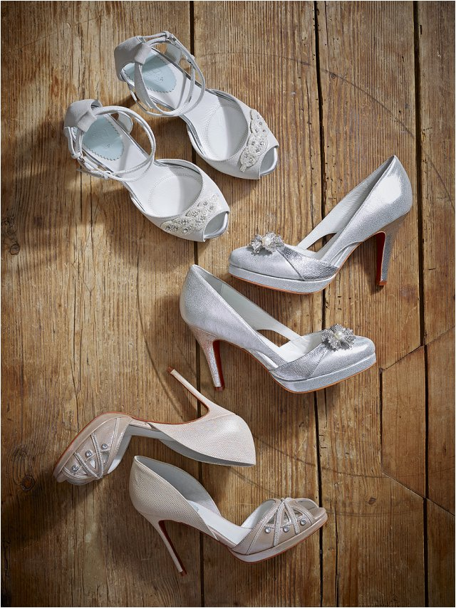 Super Chic Wedding Shoes You Can Wear Again and Again | Merle & Morris Luxury Bridal Shoes