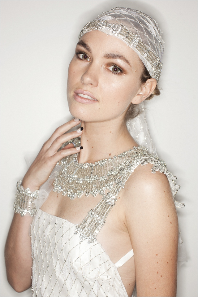 Up Close | Johanna Johnson 2014 'Muse' Collection: Beautiful Bridal Gowns