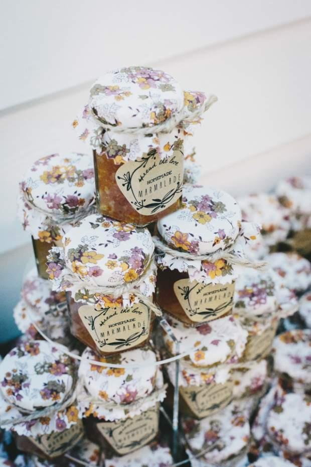 Marmalade Wedding Favours