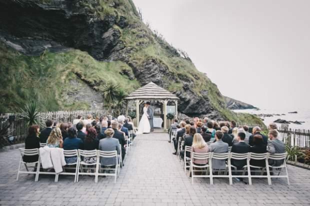 Beach-side Wedding   Tunnels Beaches