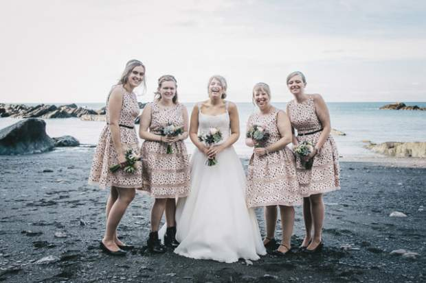Beach-side Wedding | Tunnels Beaches