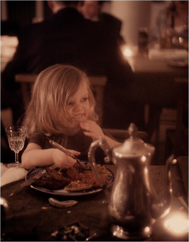 155. Dinner- Raphaelle