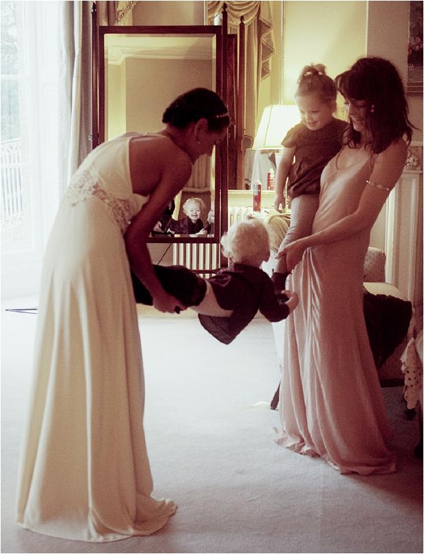 20. Bridal suite- children