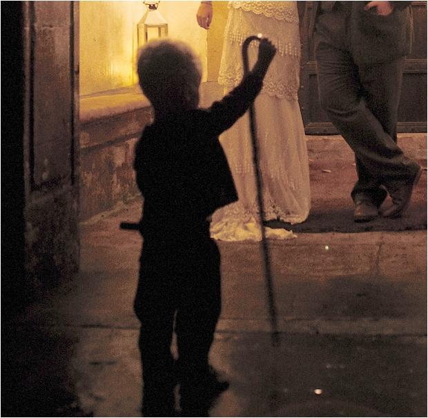 88. Rory's walking stick