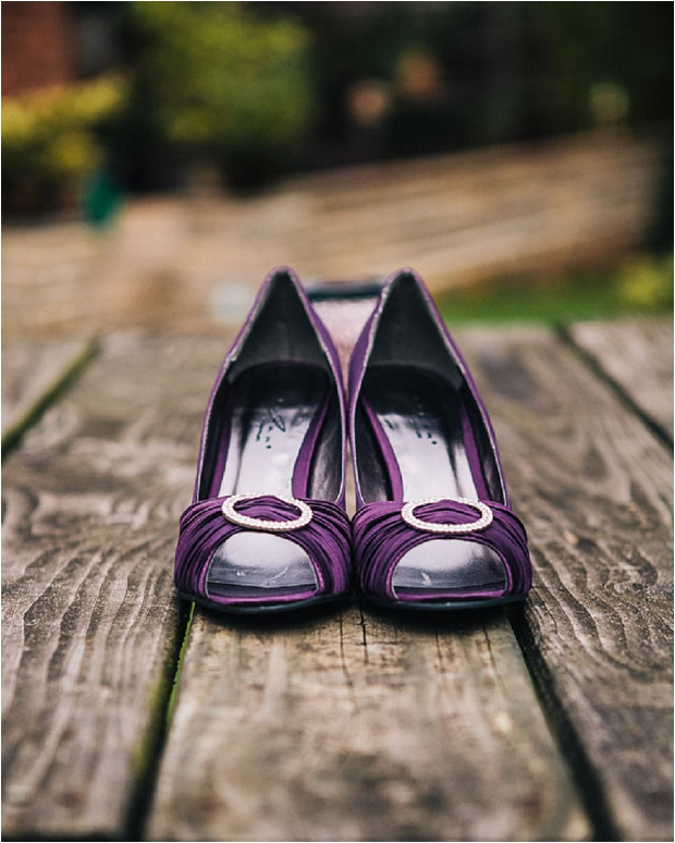 A Lavender Inspired Intimate & Relaxed Real Wedding: Alex & Jenny