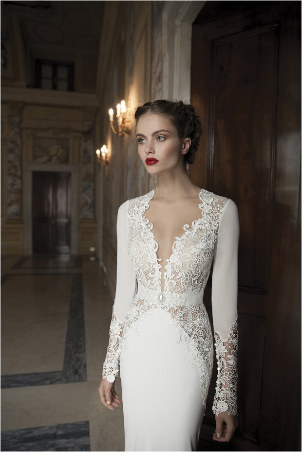 Beautiful Berta Bridal Gowns Winter 2014