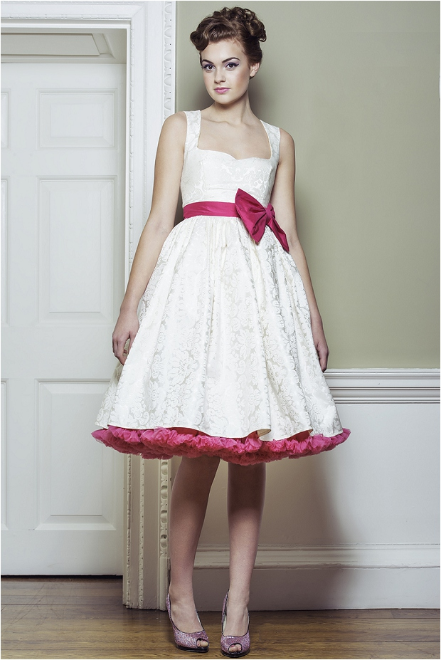 Wedding Dresses 2014: 50s Style | Oh My Honey- Grace Dress - Jada Dress