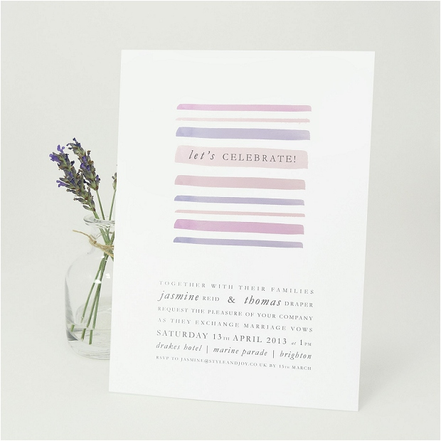 Let's Celebrate_Flat Invite_Violet Haze