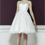 Wedding Dresses 2014: 50s Style   Oh My Honey