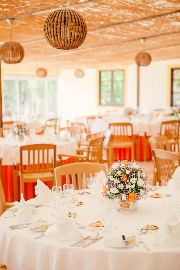 Orange Pops: Fun & Sweet | Real Wedding In Portugal