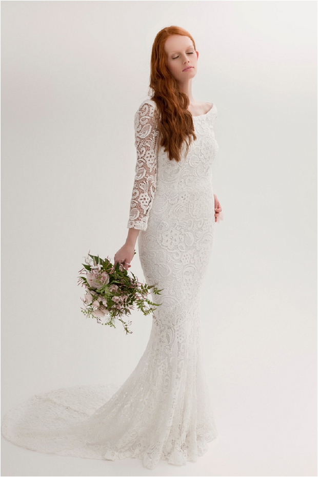 The Flower Bride: Floral Inspired   Kelsey Genna Wedding Dresses