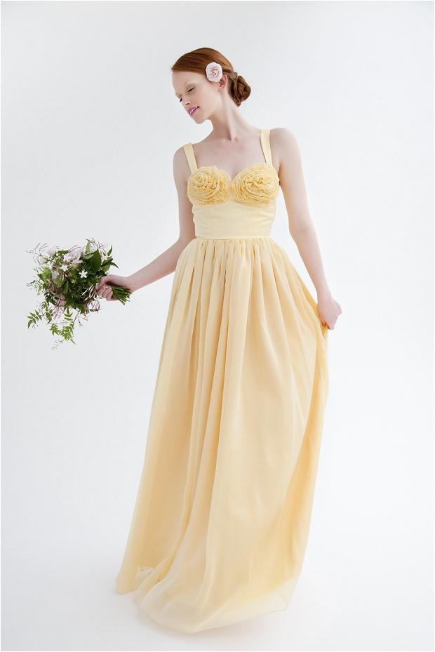 Floral Inspired   Kelsey Genna Wedding Dresses
