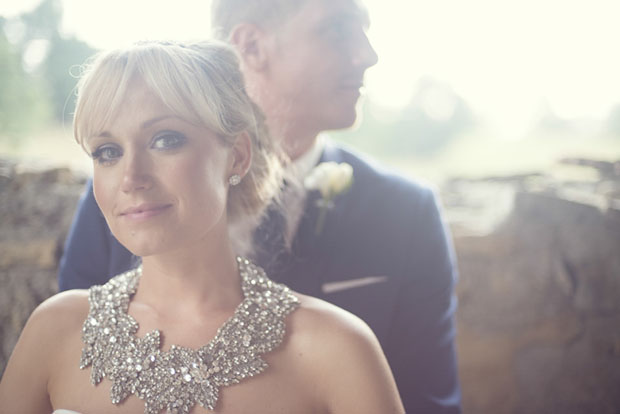 In Your Face Bridal Style   Statement Necklaces