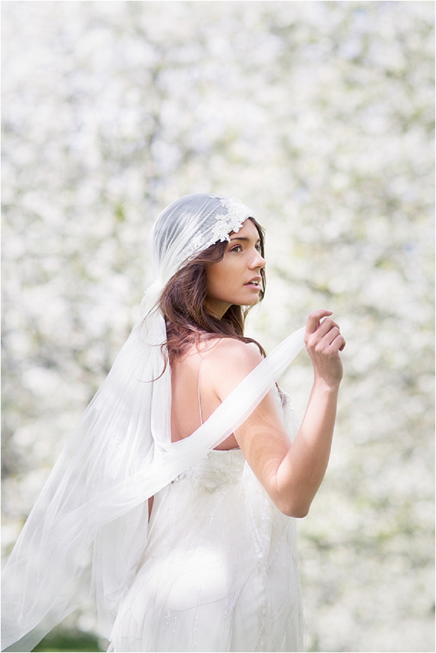 French Chic Couture Headpieces, Veils & Headbands From Rhapsodie Paris_0096