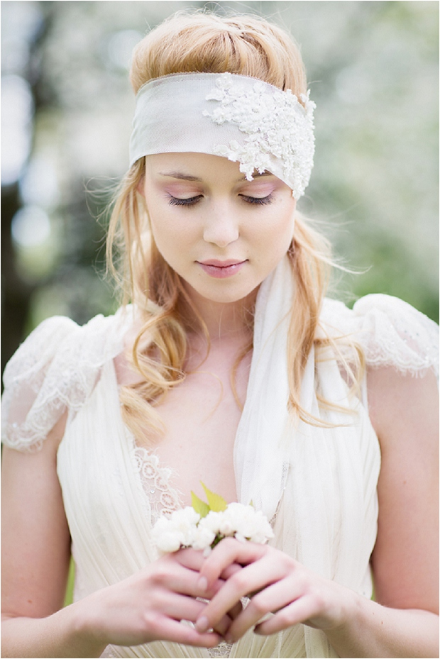 French Chic Couture Headpieces, Veils & Headbands From Rhapsodie Paris_0097