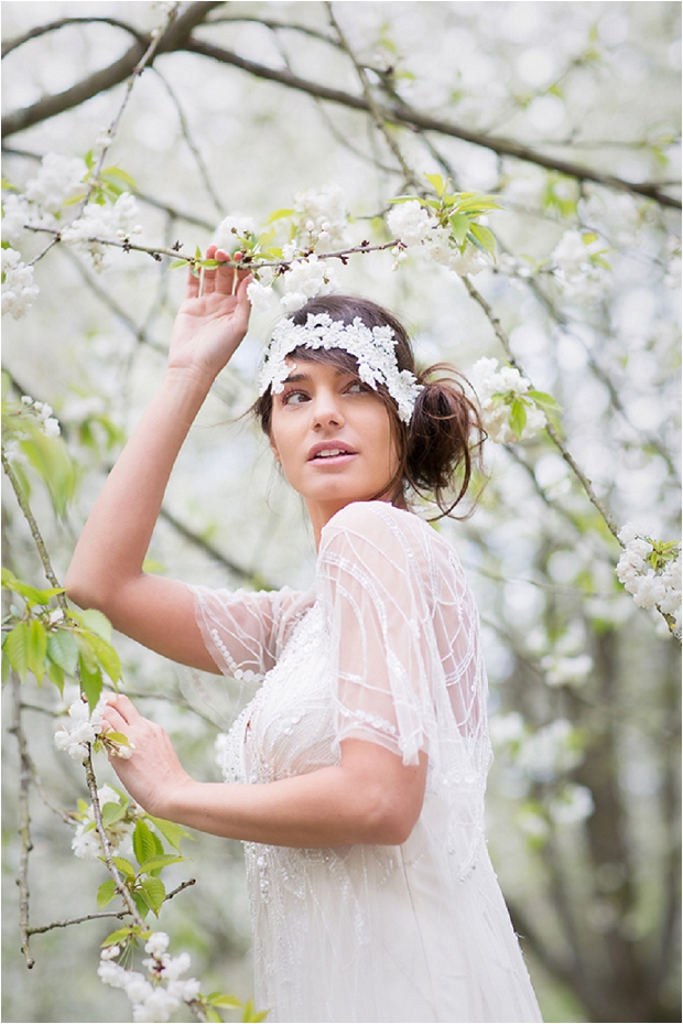 French Chic Couture Headpieces, Veils & Headbands From Rhapsodie Paris_0098