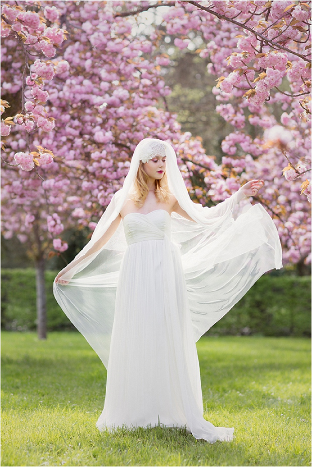 French Chic Couture Headpieces, Veils & Headbands From Rhapsodie Paris_0099