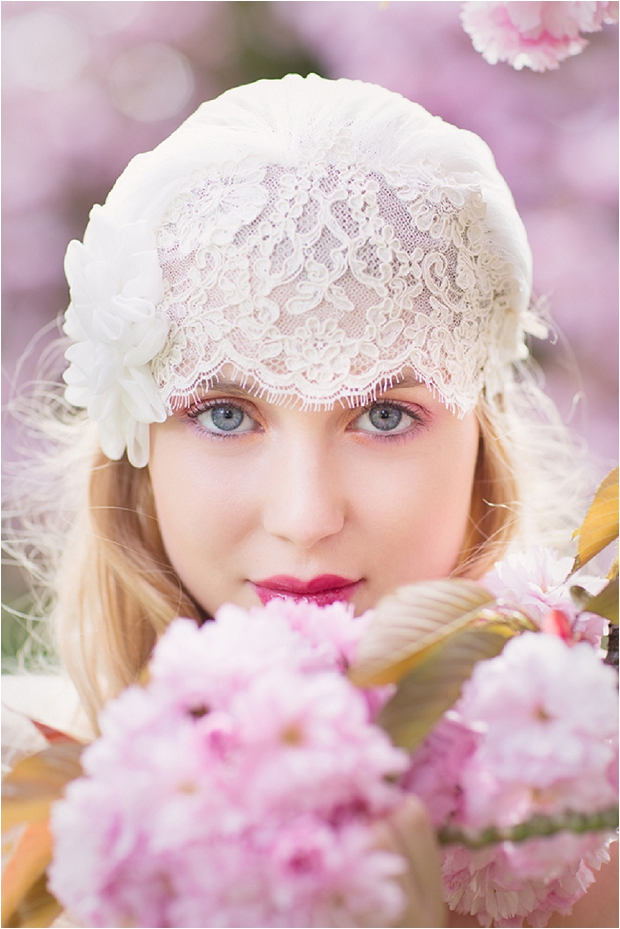 French Chic Couture Headpieces, Veils & Headbands From Rhapsodie Paris_0100