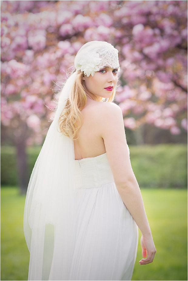 French Chic Couture Headpieces, Veils & Headbands From Rhapsodie Paris_0101