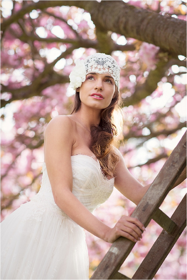 French Chic Couture Headpieces, Veils & Headbands From Rhapsodie Paris_0103