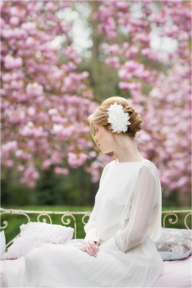 French Chic Couture Headpieces, Veils & Headbands From Rhapsodie Paris_0105