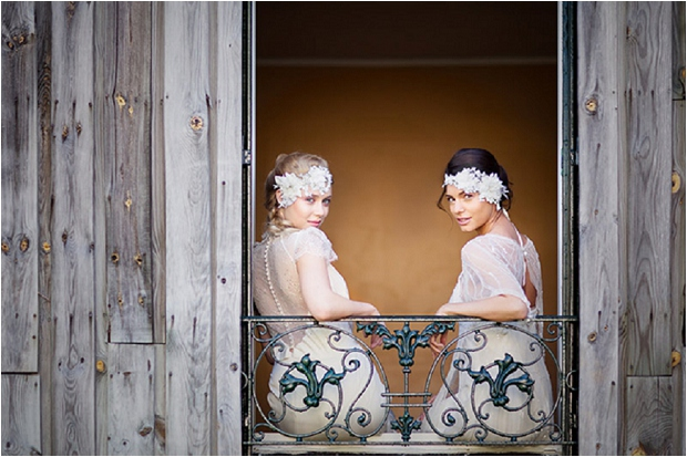 French Chic Couture Headpieces, Veils & Headbands From Rhapsodie Paris_0110
